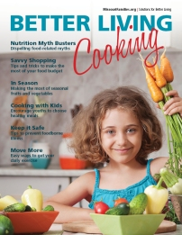 Better Living Cooking